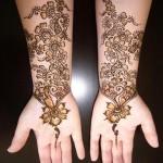 ceremony Mehndi Design