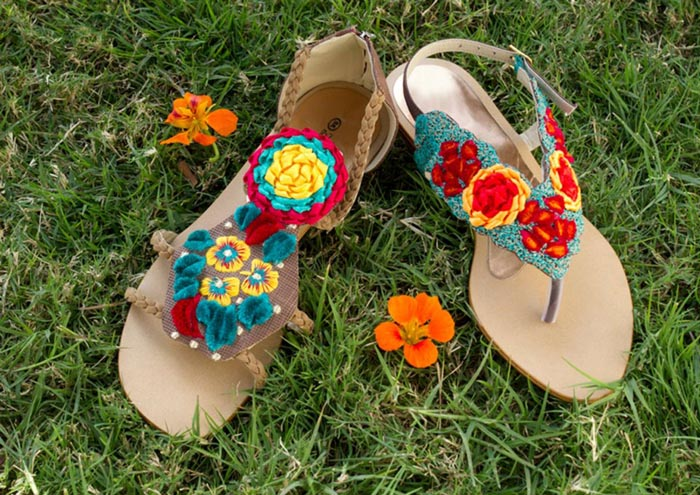 eid shoes by stylo shoes 2012