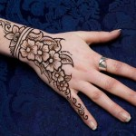 house Mehndi Design