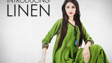 khaadi latest linen collection 2012 for women