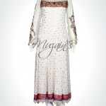 muzains Party wear dress 2012