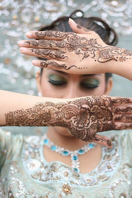 New Mehndi Design For Eid