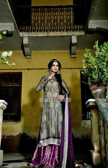 obaid sheikh designs Dress for women