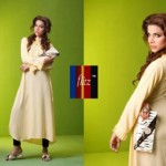 party wear summer collection for women 2012 by Flitz