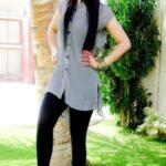 short kurti Sarah Ansars Summer Fomal Wear Just Pret Fashion Collection 2012