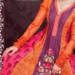 stylish Eid dress collection for girls for eid 2012 by Lala Textiles