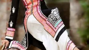 stylish dresses for girls for eid 2012
