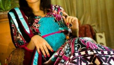 Bareesa Fashion Exclusive Eid collection 2012 For Girls (1)