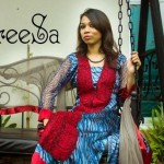 Bareesa Fashion Exclusive Eid collection 2012 For Girls (4)