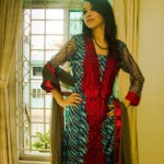 Bareesa Fashion Exclusive Eid collection 2012 For Girls (5)