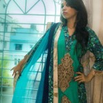 Bareesa Fashion Exclusive Eid collection 2012 For Girls 56