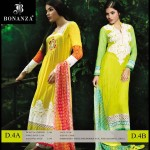 Bonanza Designer Series Lawn Eid Dresses For Women 2012