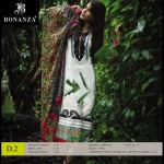 Bonanza Designer Series Lawn Eid collection 2012 For Women