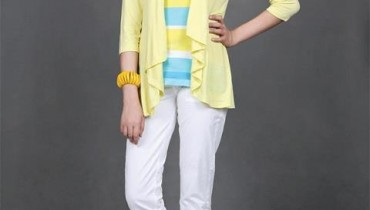 Club-X Woman Eid Summer Collection 2012 by Leisure Club