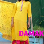Damak Mid summer Ramadhan Eid Dress Collection 2012 For Women