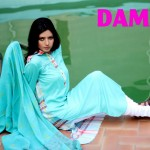 Damak latest Mid summer Ramadhan Eid Dress Collection For Women