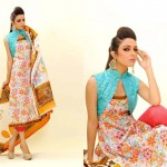 EIZA Lawn Eid Mid Summer Special Collection 2012-13 By UA Textiles