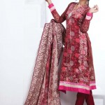 Eid Print Collection 2012-13 For Women By Firdous Cloth Mills (1)