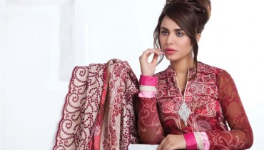 Eid Print Collection 2012-13 For Women By Firdous Cloth Mills (5)