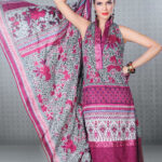 Faiza Samee Beautiful Lawn Prints Collection 2012 by Alkaram Textiles