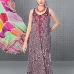 Faiza Samee Lawn Prints Collection 2012 by Alkaram Textiles