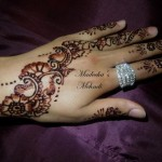Hand Mehndi Designs 2012 For Eid by Madihas Mehndi