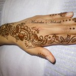 Hand Mehndi Designs Collection 2012-13 For Eid by Madihas Mehndi