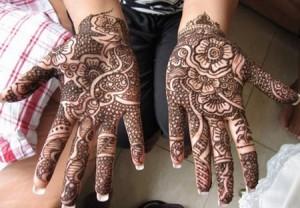 Henna Mehndi For Eid