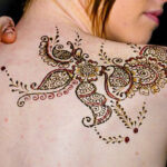 Henna Tattoos for women