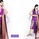 Hira Lari Lawn mid summer Eid Prints 2012 by Afroze Textiles 1