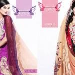 Hira Lari Lawn mid summer Eid Prints 2012 by Afroze Textiles 3