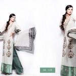 Hira Lari Lawn mid summer Eid Prints 2012 by Afroze Textiles 5