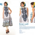 House of Ittehad Latest Eid Lawn Collection 2012 For Women