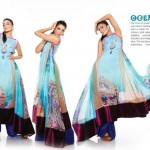 House of Ittehad Latest Exclusive Eid Lawn Collection 2012 For Women