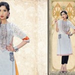 Kayseria Latest Eid Lawn Dress Collection 2012 Catalog For Women