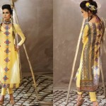 Kayseria Latest Eid Lawn Prints Collection 2012 Catalog For Women