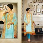 Kayseria Latest Eid wear Lawn Prints Collection 2012 Catalog For Women