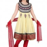 Kids Anarkali Summer Eid Wear collection 2012