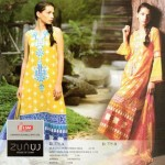 Lakhani Mid-Summer lawn Collection 2012-13