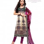 Latest Bridal Embroidered Anarkali Frocks Collection 2012 For Special Eid Festival
