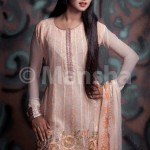 Latest Embroidered Dress Collection Eid 2012 for women by Mansha Boutique