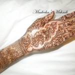 Latest Hand Mehndi Designs Collection 2012 For Eid by Madihas Mehndi