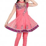 Latest Kids Anarkali Summer Eid Dresses collection 2012
