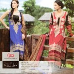 Latest Lakhani Mid-Summer Collection 2012 Lawn Prints