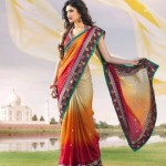 Latest Multiple Color Gorgeous Designer Saree Collection
