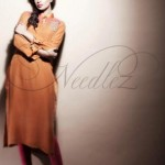 Latest Tunics Eid Collection 2012 For Women By Needlez By Shalimar