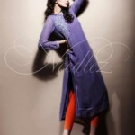 Latest Tunics Eid Collection 2012 For Women By Needlez By Shalimar 2