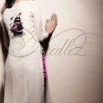 Latest Tunics Eid Collection 2012 For Women By Needlez By Shalimar 5