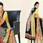Latest Vintage Eid Lawn Collection 2012 For Girls by Lala Textiles