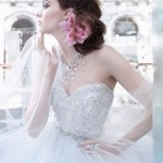 Lazaro Bridal Wear Fall Collection 2012-13